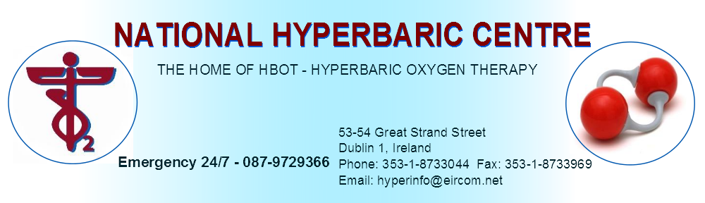 National Hyperbaric Centre